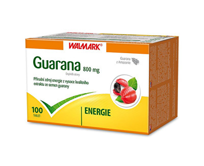 Walmark Guarana 800 mg 100 tbl.