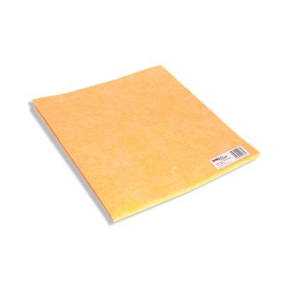 Vektex Simple Soft hadr na podlahu 60 x 70 cm oranžový