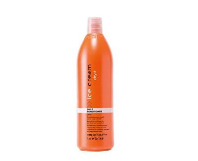 Inebrya kondicionér pro suché a poškozené vlasy Ice Cream Dry-T 1000 ml