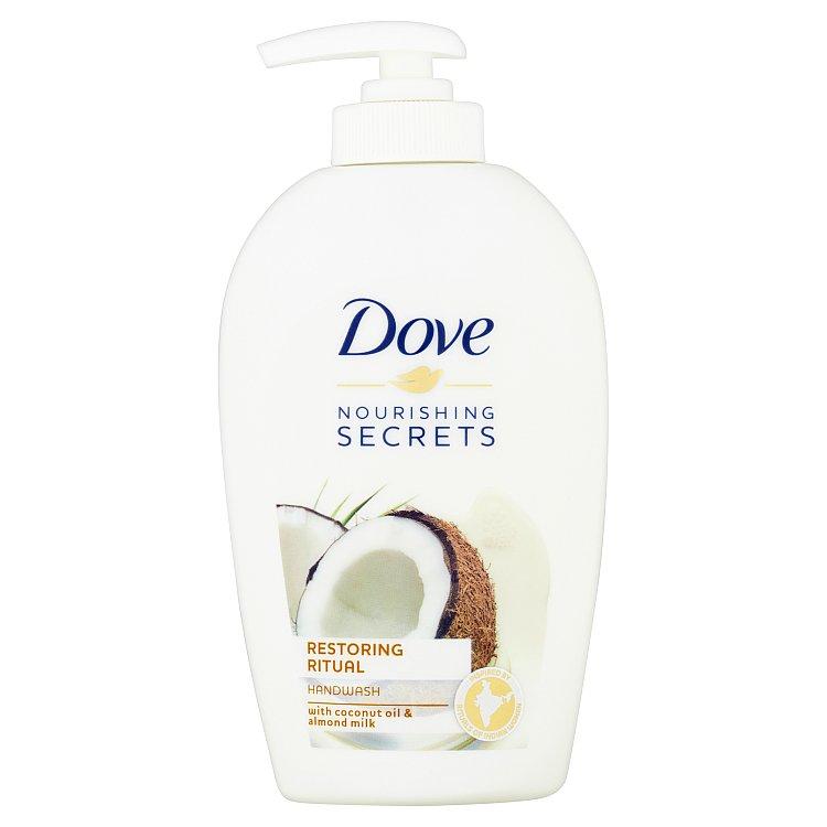 Dove Restoring Coco tekuté mýdlo 250 ml