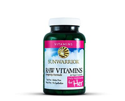 Vitamíny pro ženy 90 kapslí