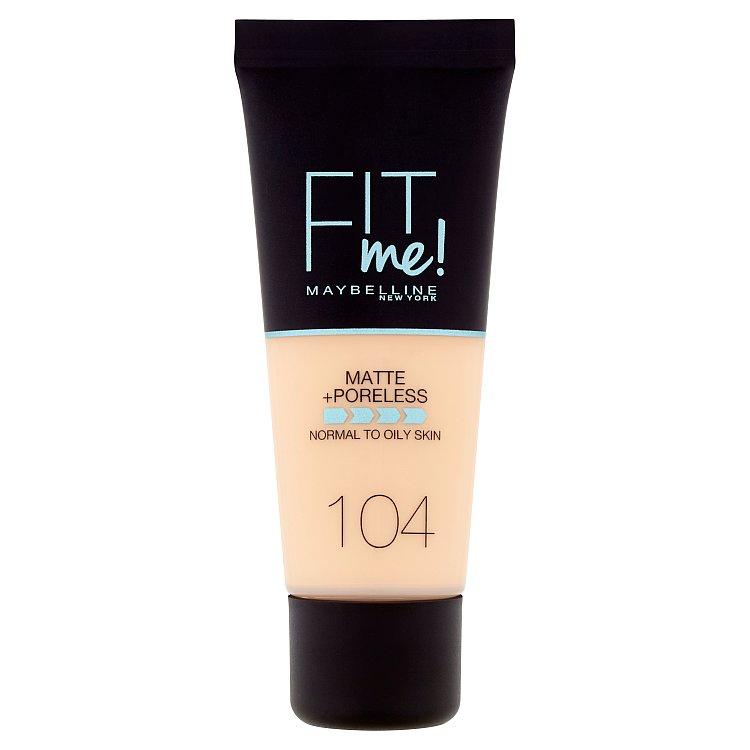 Maybelline Fit Me! Matte+Poreless make-up 104