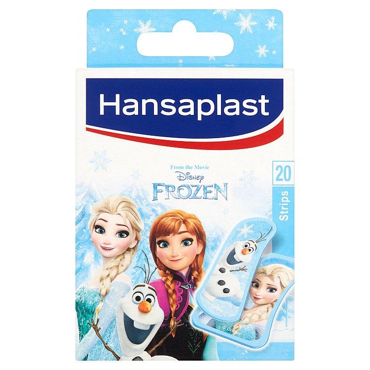 Hansaplast Disney Frozen Dětské náplasti 20 ks