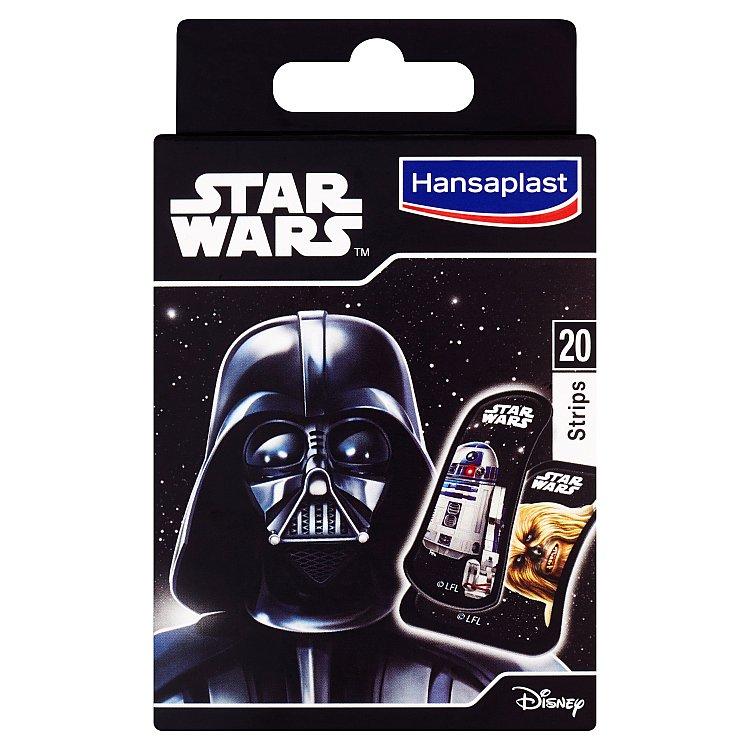 Hansaplast Disney Star Wars Dětské náplasti 20 ks