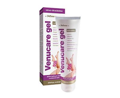 MedPharma Venucare® gel Natural pro těžké a unavené nohy 150 ml