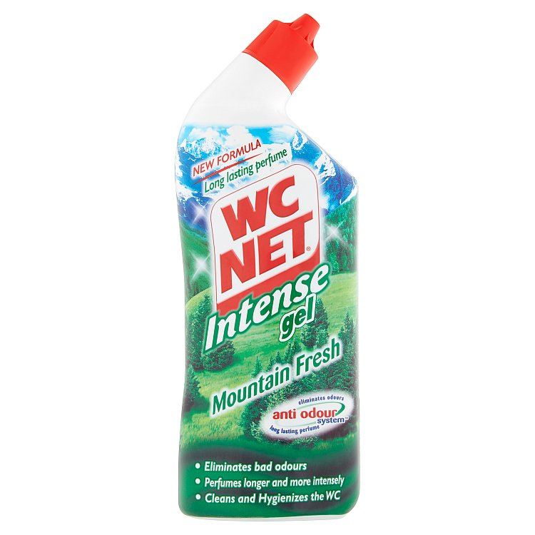 WC Net Intense gel Mountain Fresh 750 ml