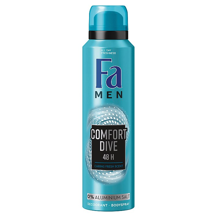 Fa Men Comfort Dive deodorant 150 ml