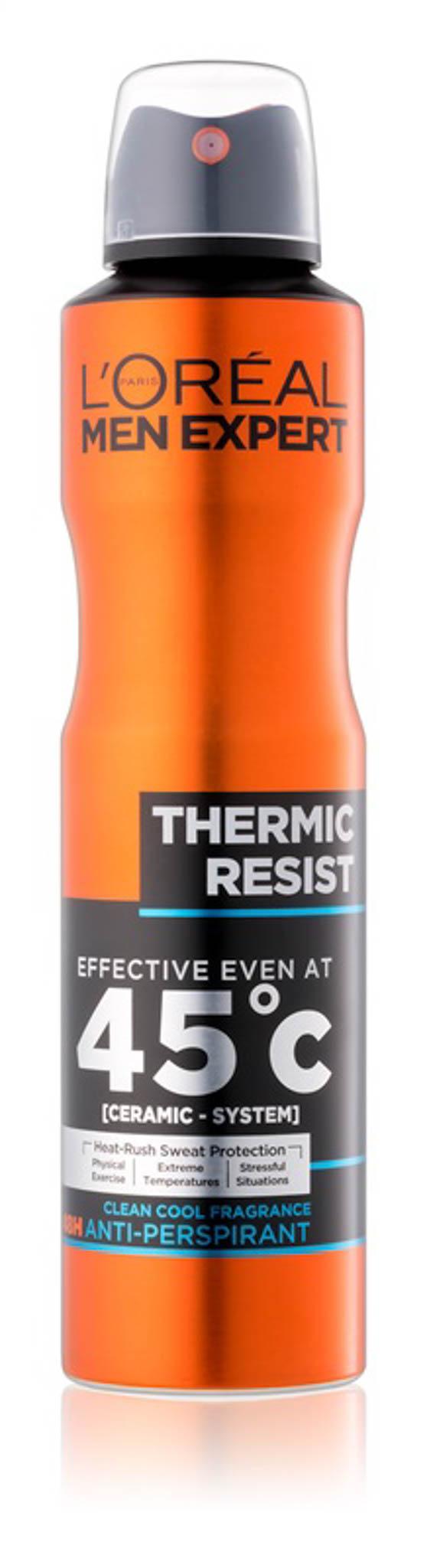 L'Oréal Paris Men Expert Thermic Resist antiperspirant sprej 150 ml
