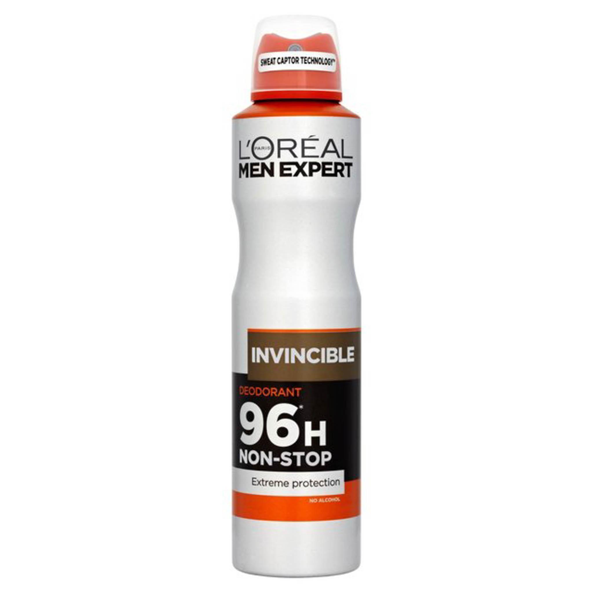 L´Oréal Paris Men Expert Invincible antiperspirant sprej 150 ml