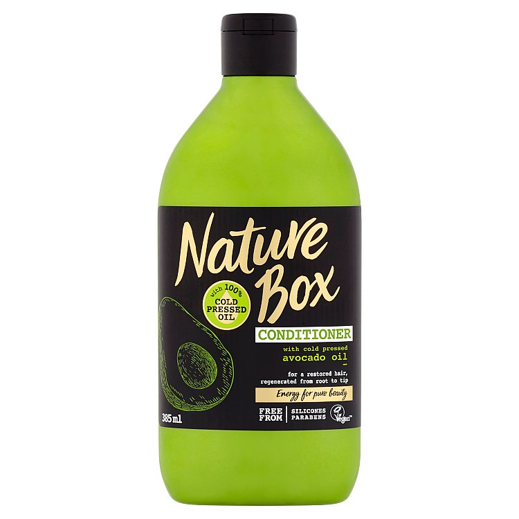 Nature Box balzám Avocado Oil 385 ml