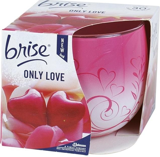 Glade by Brise velká svíčka Only Love 224 g