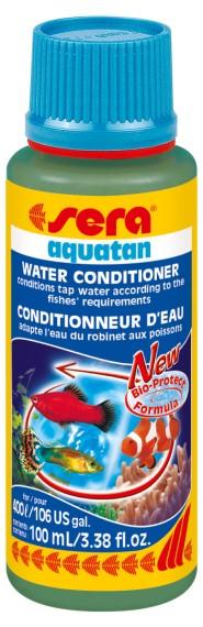 Sera stabilizátor vodovodní vody na akvarijní Aquatan 100ml