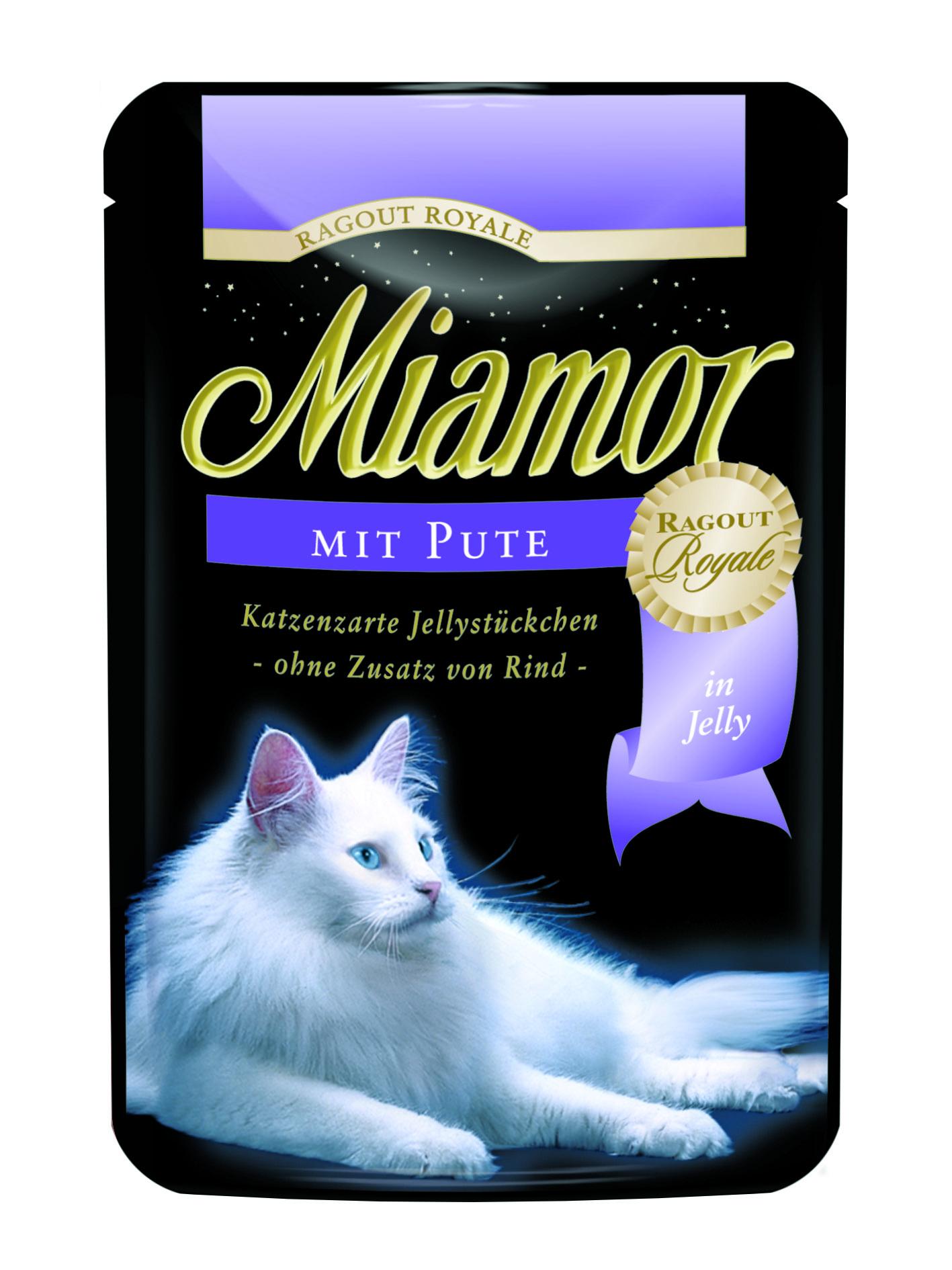 Finnern Miamor Ragout krůtí kapsička 100g