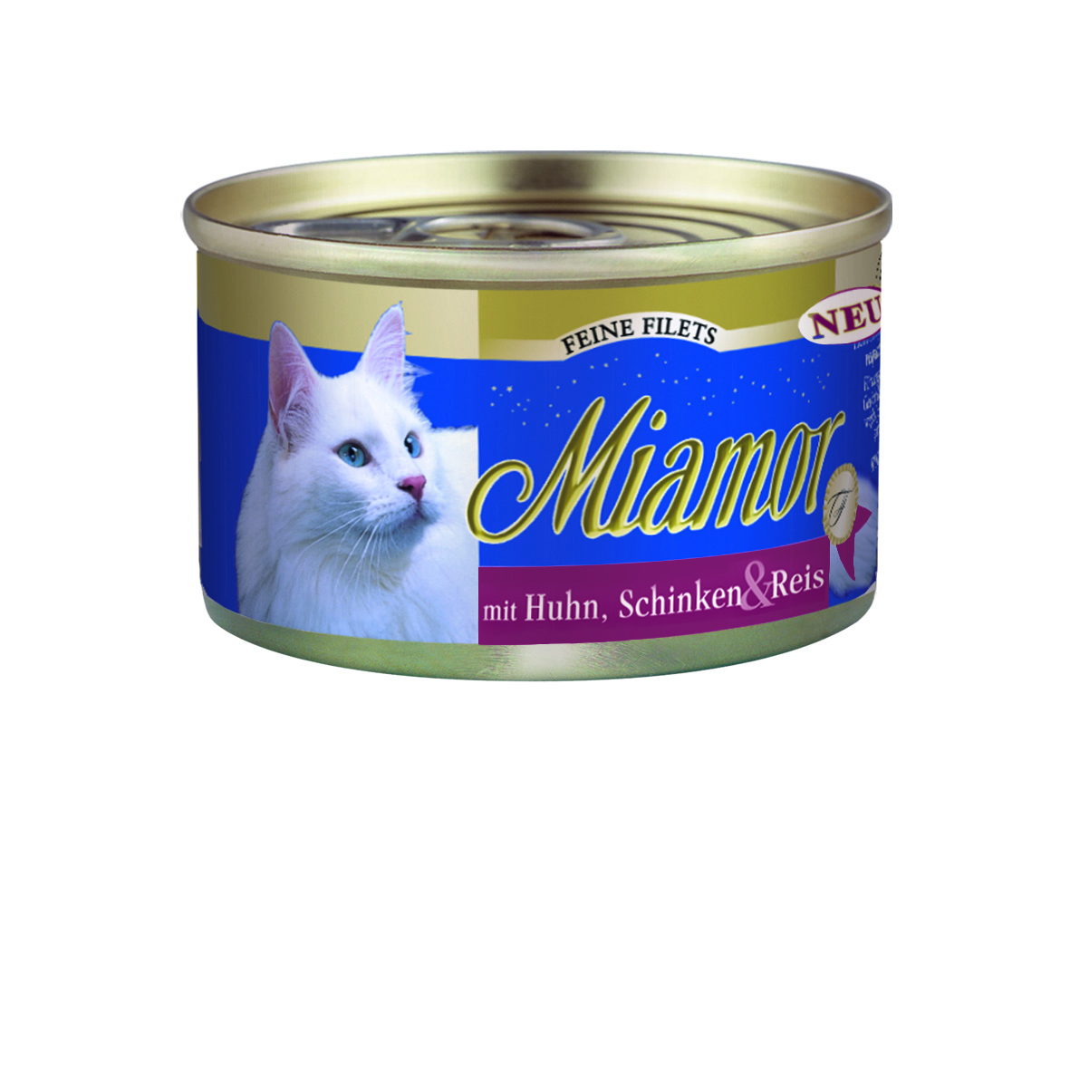 Finnern Miamor Fine Finest kuře+šunka konzerva 100g