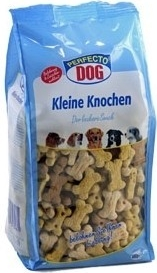 Fotografie Perfecto Dog susenky male kosticky 400g