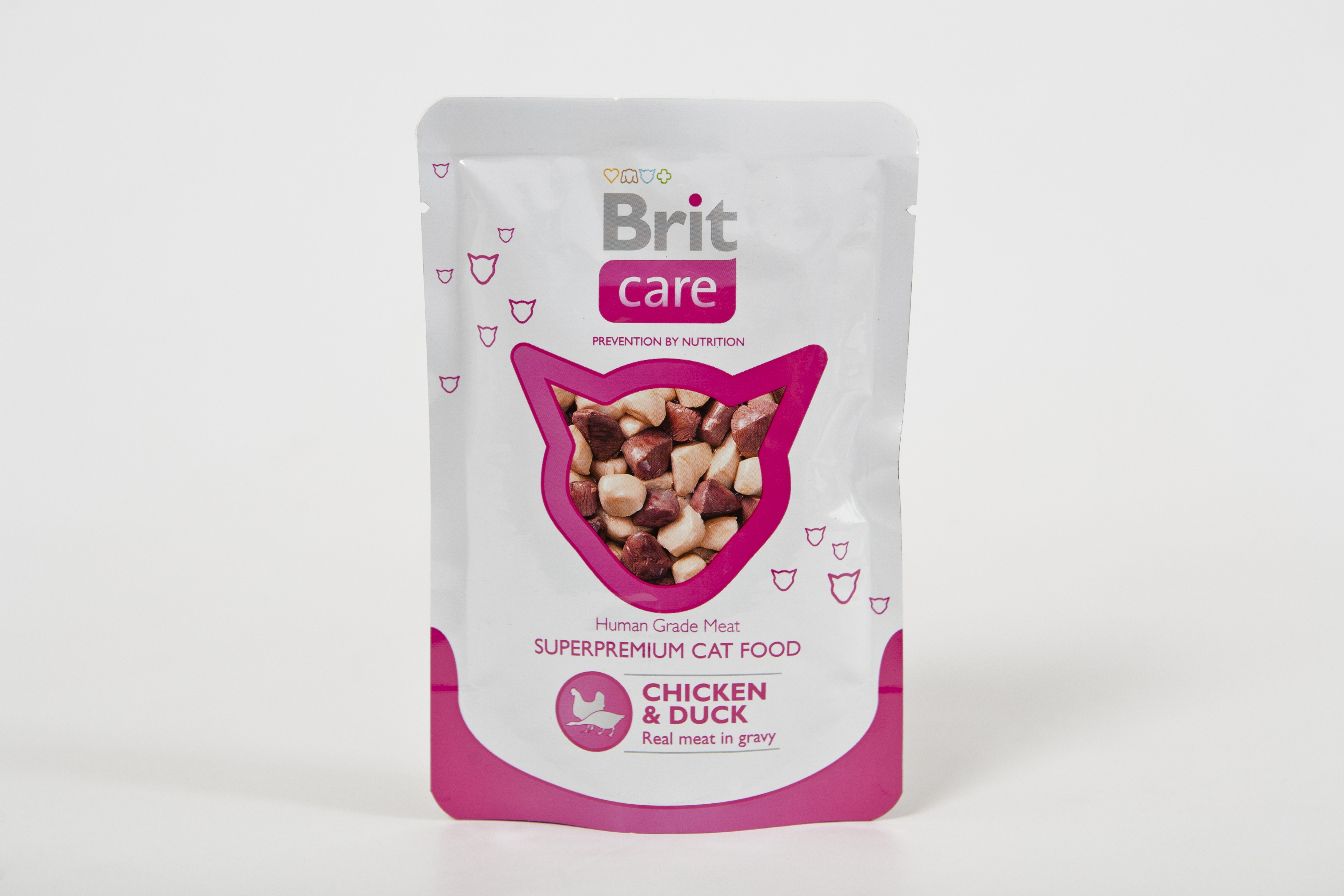 Brit Care Chicken&Duck 80g