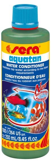 Sera stabilizátor vodovodní vody na akvarijní Aquatan 250ml