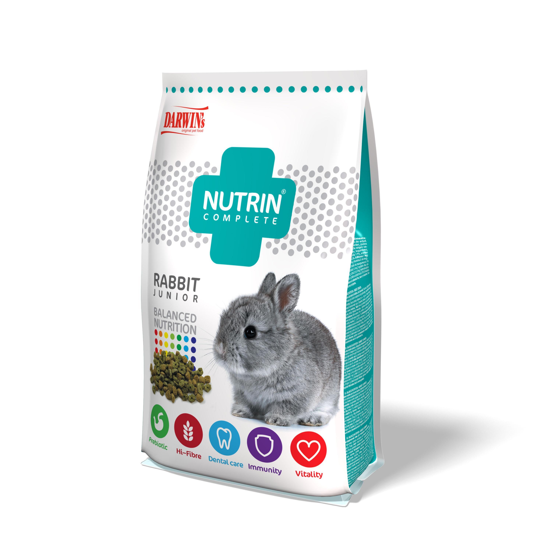 Darwin´s Nutrin Complete králík junior 400g