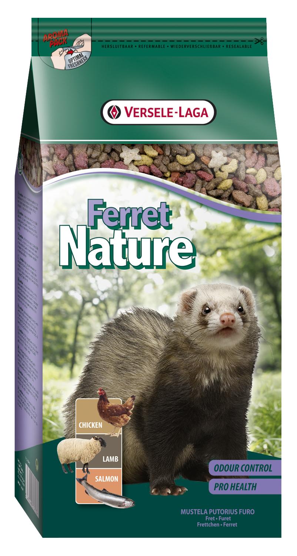 Prestige Ferret Nature kompletní krmivo pro fretky 750g