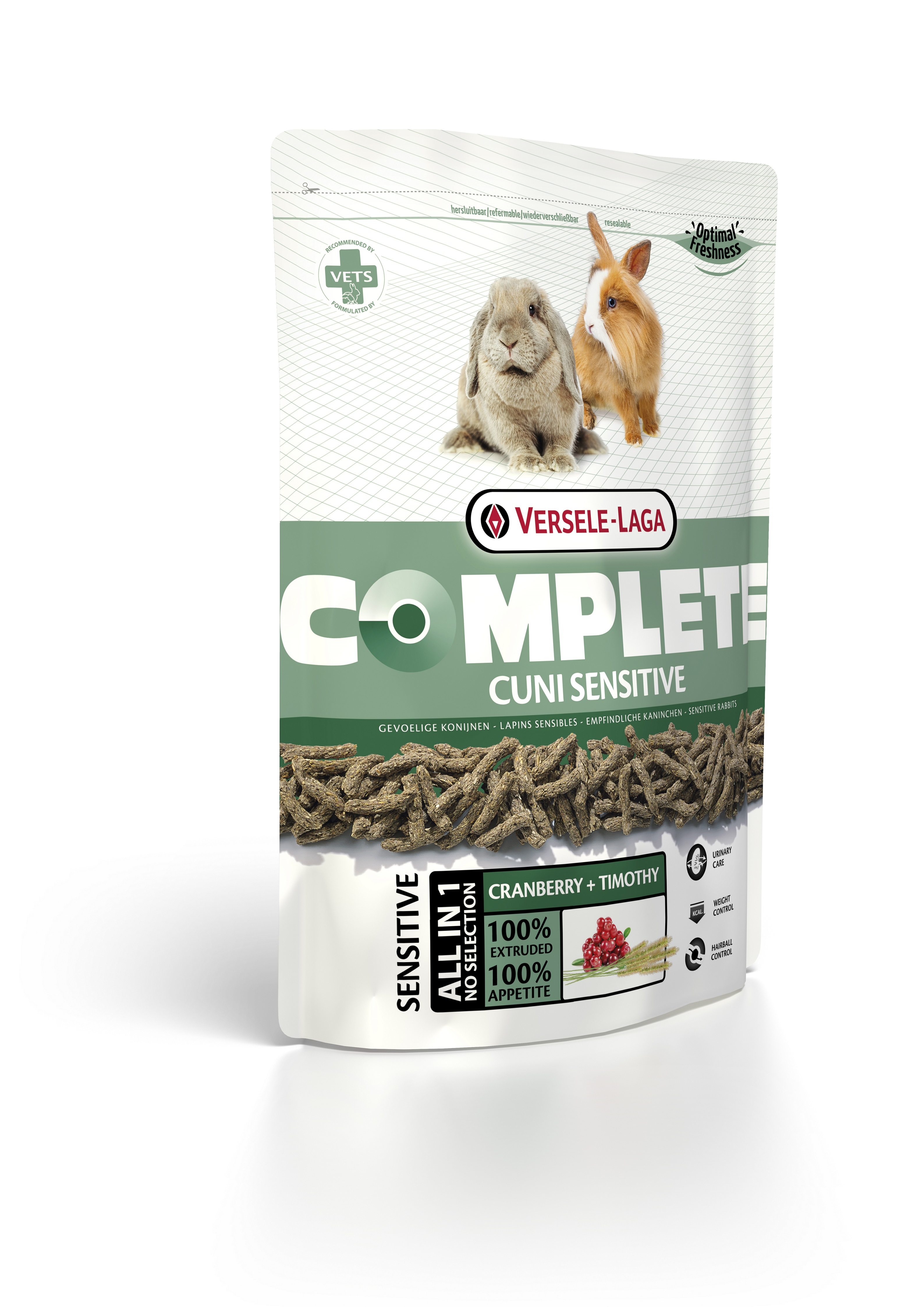 Versele-Laga Complete Sensitive krmivo pro králíky 500g