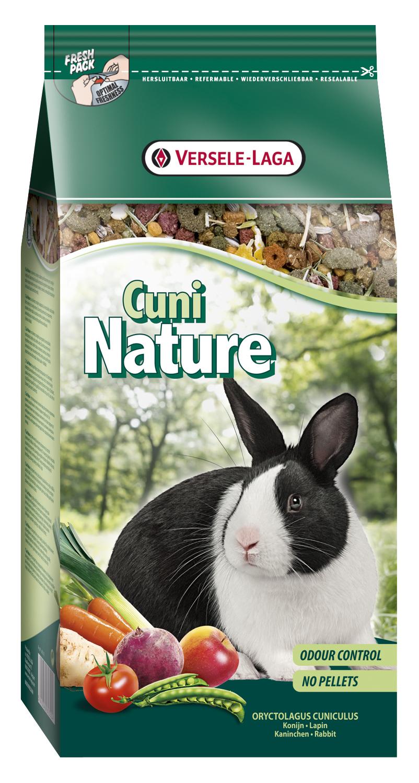 Versele-Laga Nature kompletní krmivo pro králíky 2,5kg