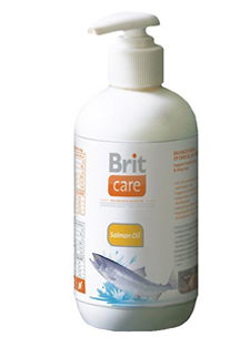 Brit Care Salmon Oil 500lm