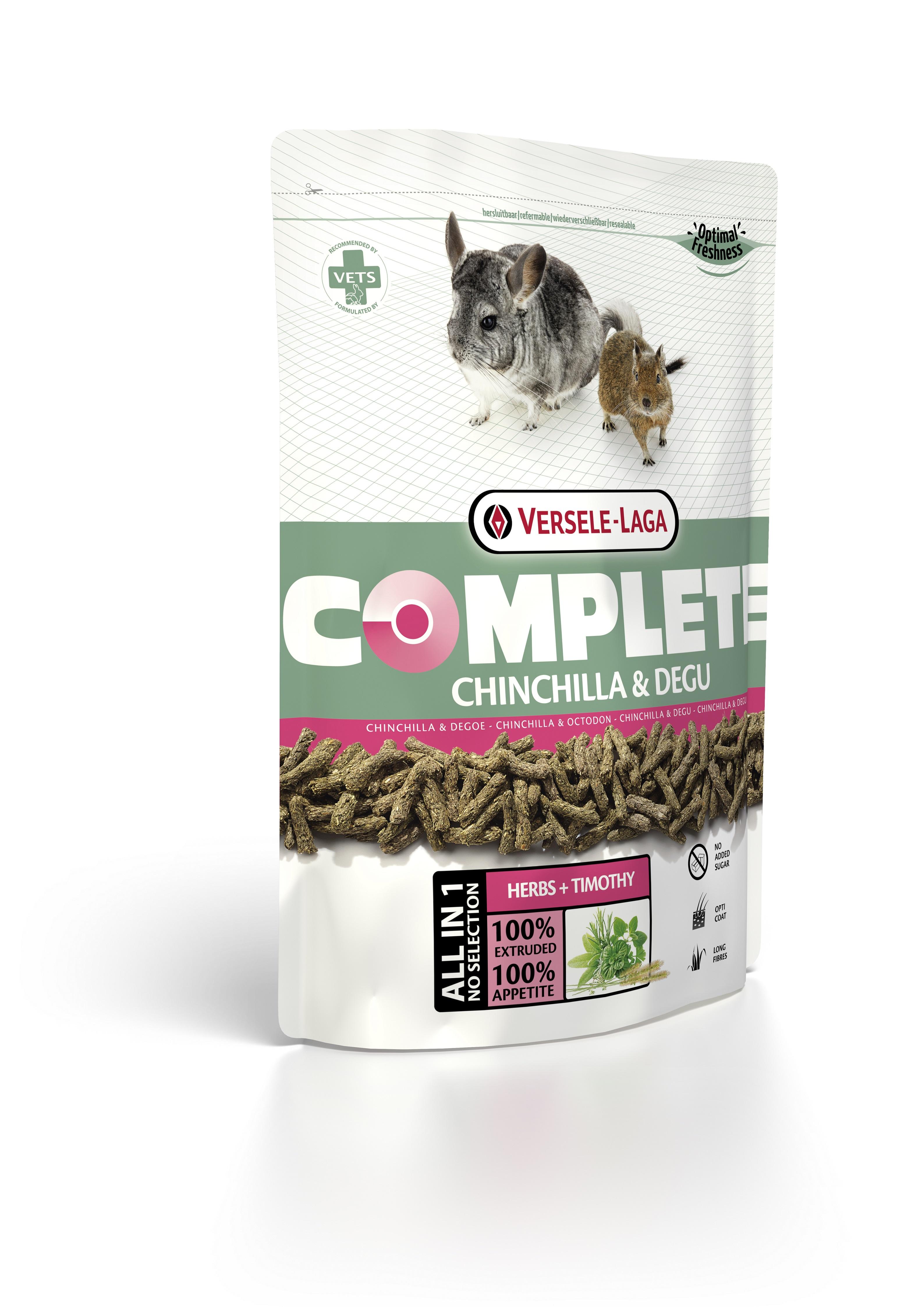 Versele-Laga Complete krmivo pro činčily 500g