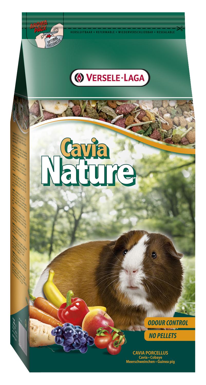 Versele-Laga Nature kompletní krmivo pro morčata 2,5kg