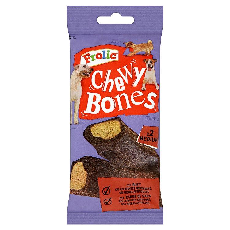 Fotografie FROLIC Chewy Bones 170g
