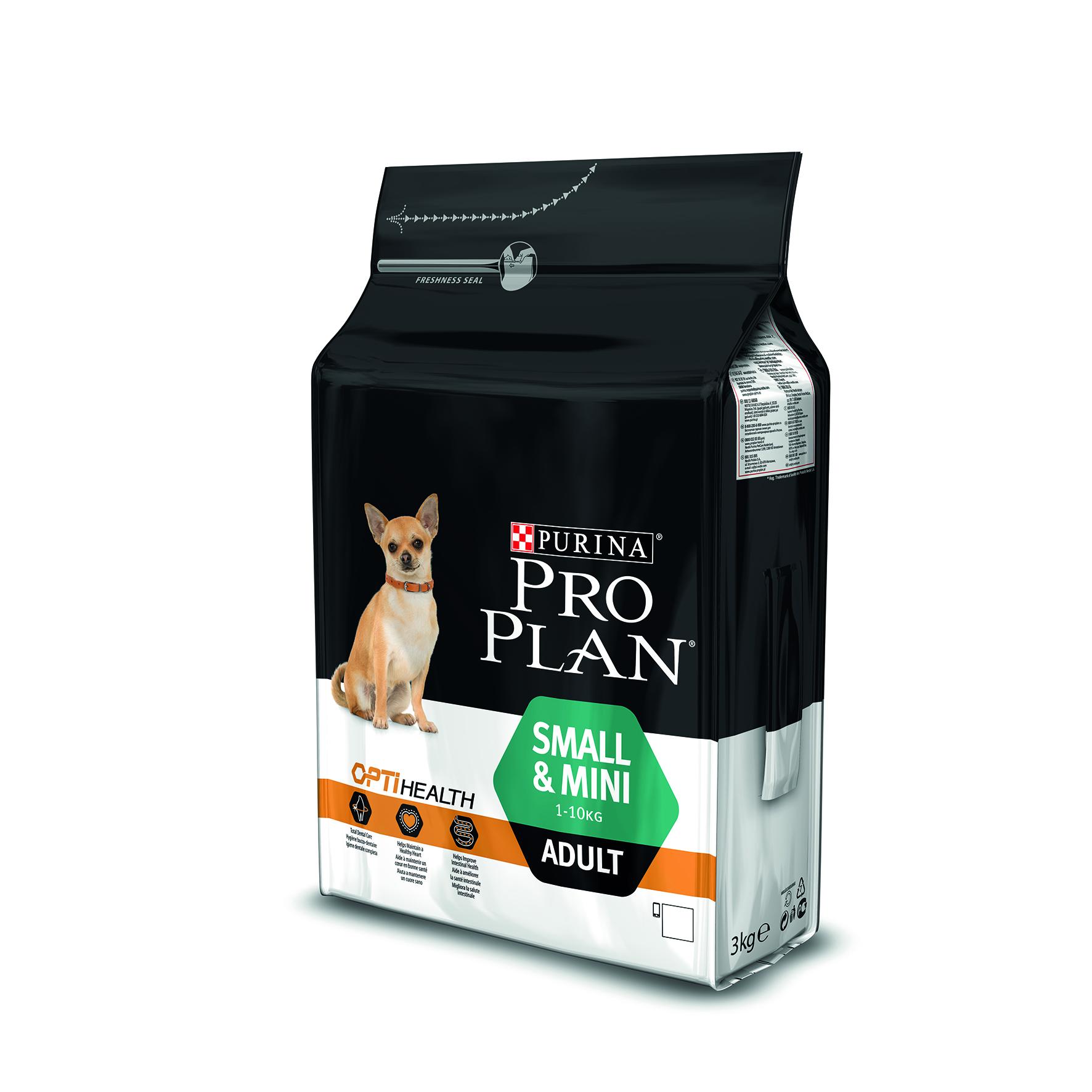 Purina Pro Plan Adult Small & Mini 3kg