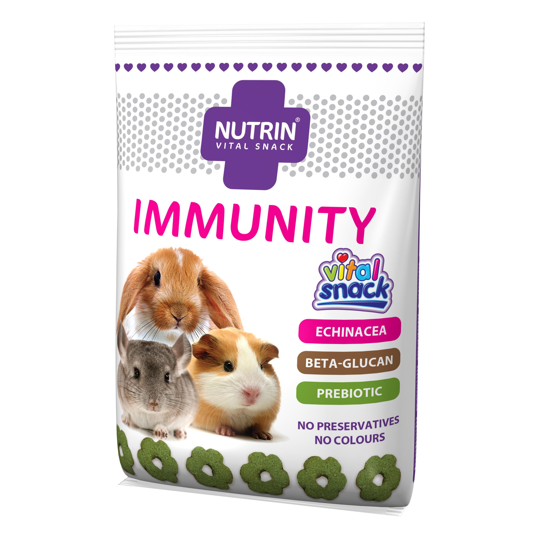 Fotografie NUTRIN Vital Snack IMMUNITY 100g