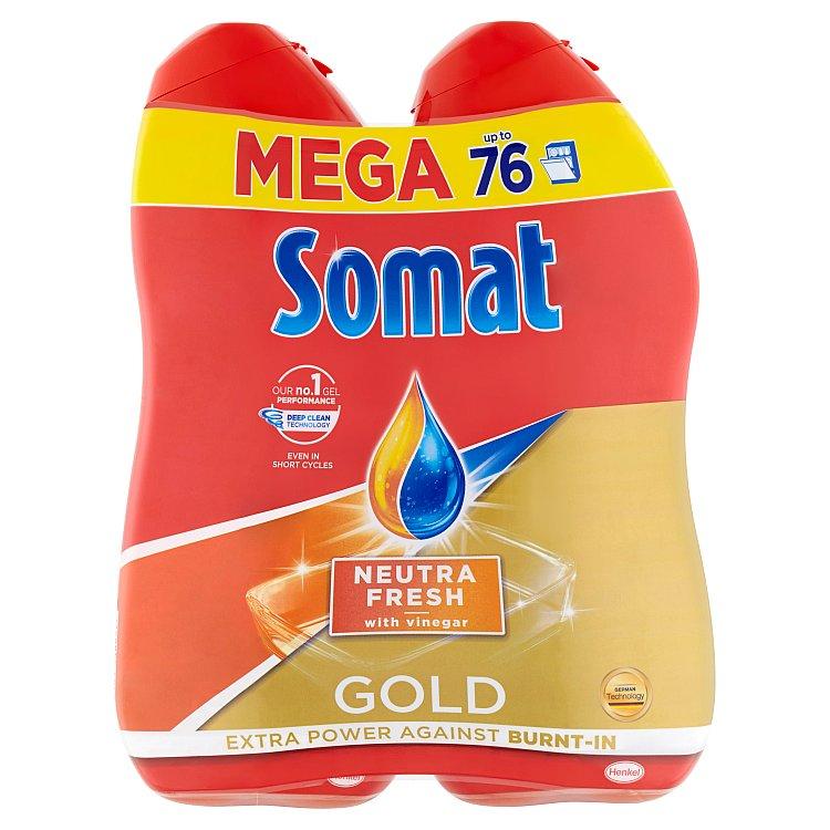 Somat Gold Neutra Fresh gel 2x684ml