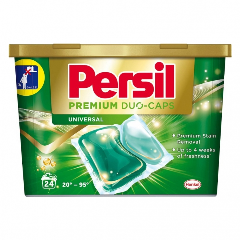 Persil Premium Duo-Caps Universal 24 praní 600 g