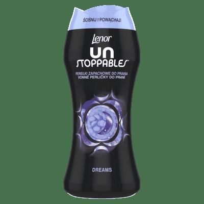 Lenor Unstoppables Dreams vonné perličky do praní 210 g