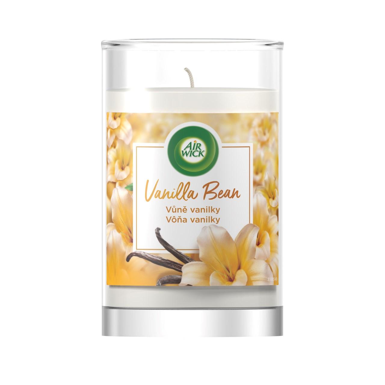 Airwick XXL svíčka - vůně vanilky 320 g