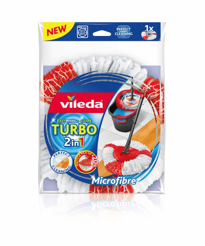 Vileda Easy Wring and Clean TURBO 2in1 náhrada
