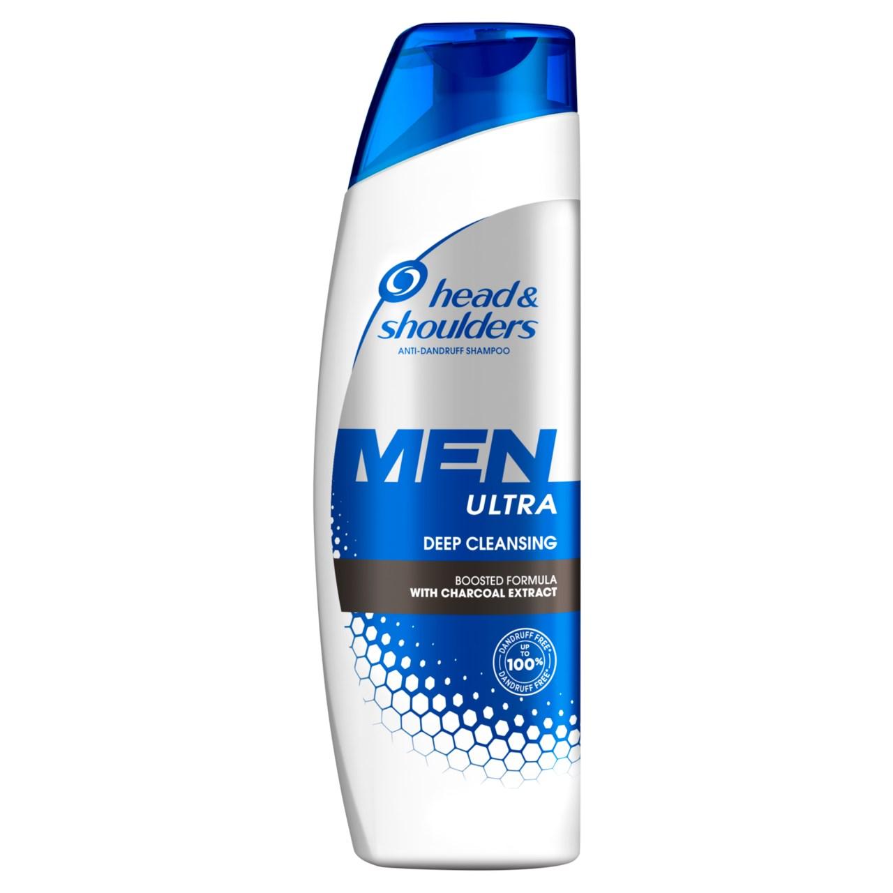 Head&Shoulders Men Ultra DeepCleansing šampon proti lupům 270 ml