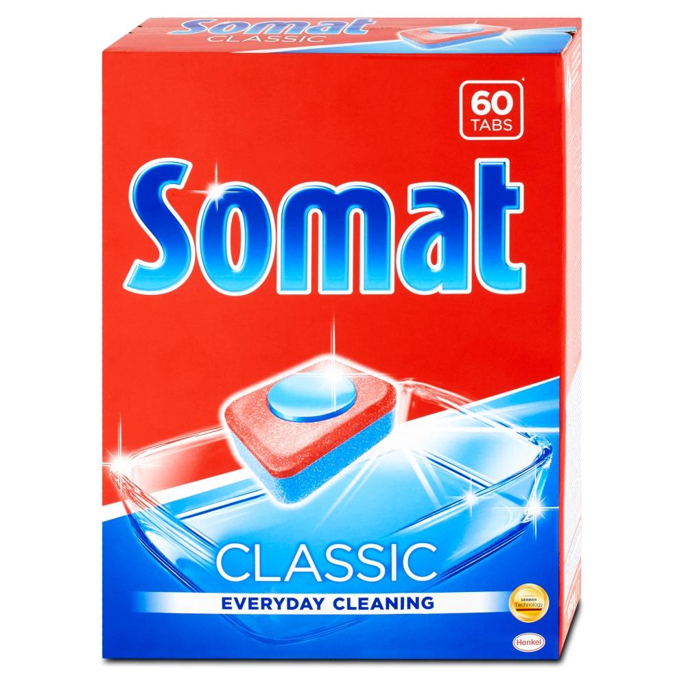 Somat Classic Tablety do myčky na nádobí 60 ks