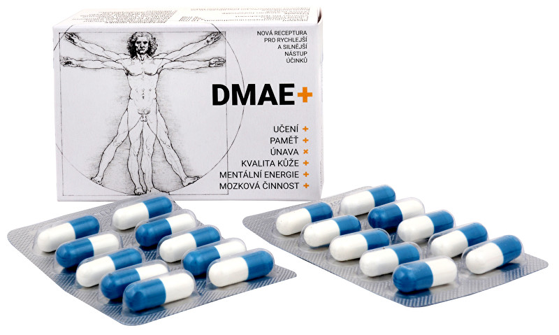 DMAE+50 kapslí