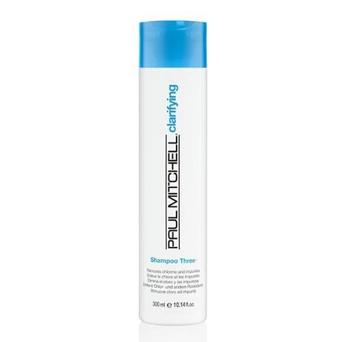 Paul Mitchell Čisticí šampon pro vlasy namáhané sluncem a chlorem Clarifying 100 ml