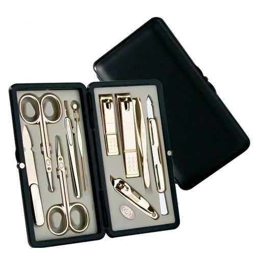 Three Seven Manikúrní set Penál - 10 nástrojů