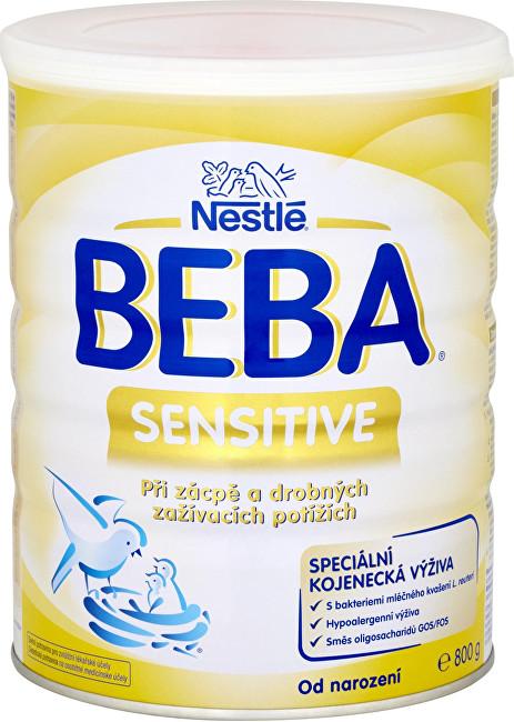 BEBA Sensitive při zácpě 800 g