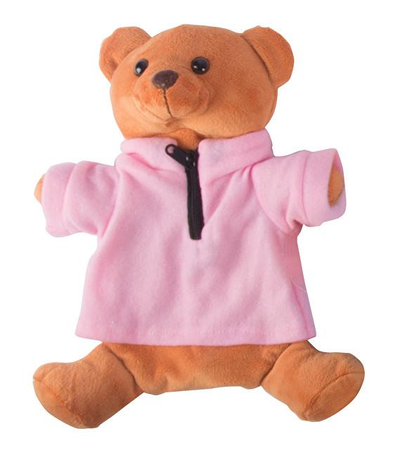 Termofor v plyšové hračce BR-440V1 Růžový medvídek