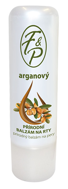 Přírodní balzám na rty Argan 4 g
