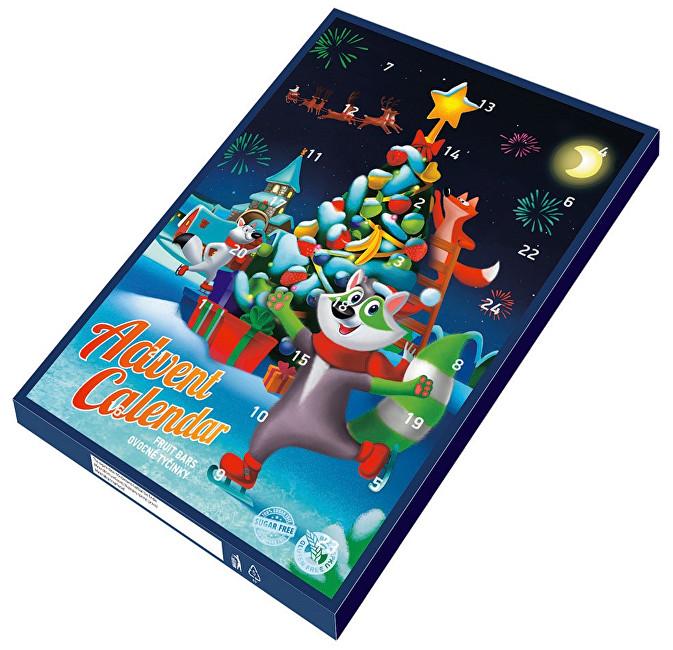 Vánoční adventní kalendář 250 g
