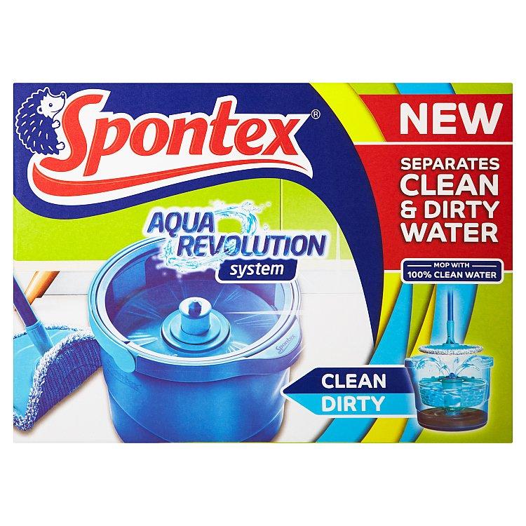 Spontex Aqua Revolution systém