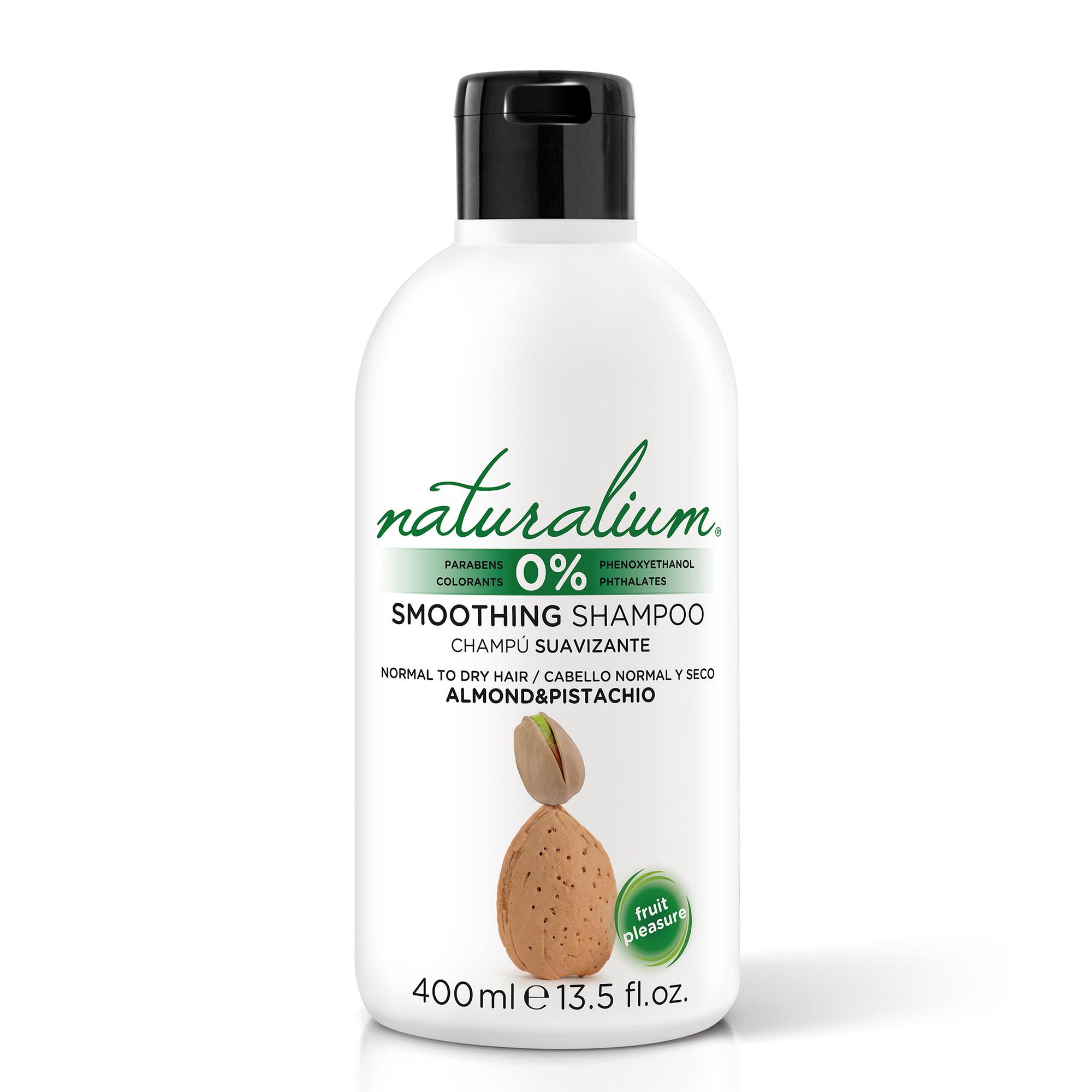 Naturalium šampon mandle a pistácie 400 ml