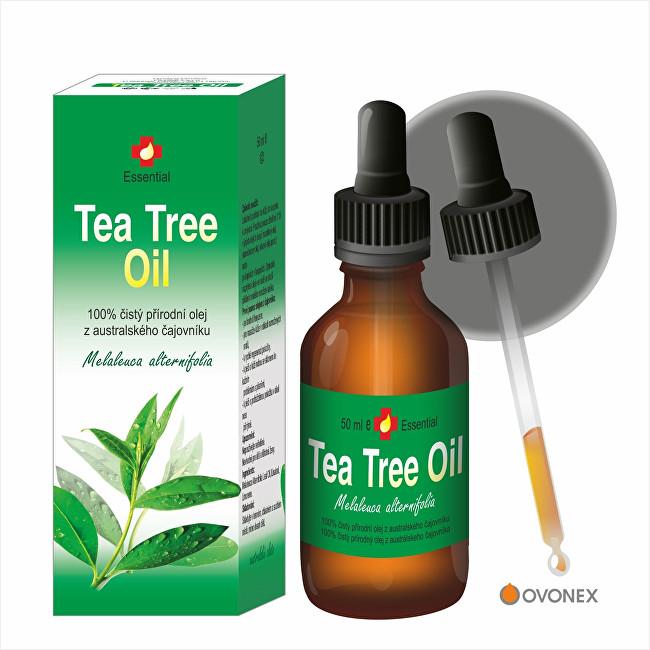Tea Tree Oil (Melaleuca alternifolia) 50 ml