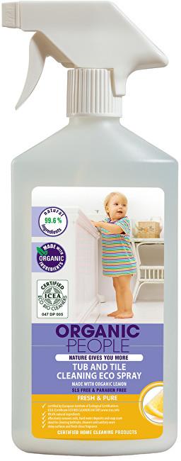 Eko sprej čistič na vanu a dlaždice 500 ml
