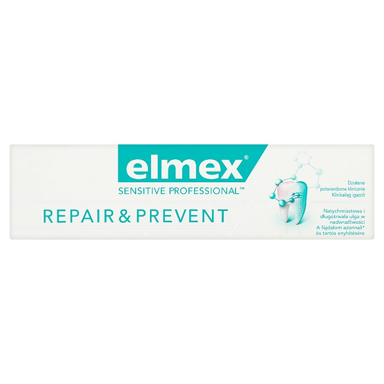 Zubní pasta elmex Sensitive Professional Repair & Prevent 75 ml
